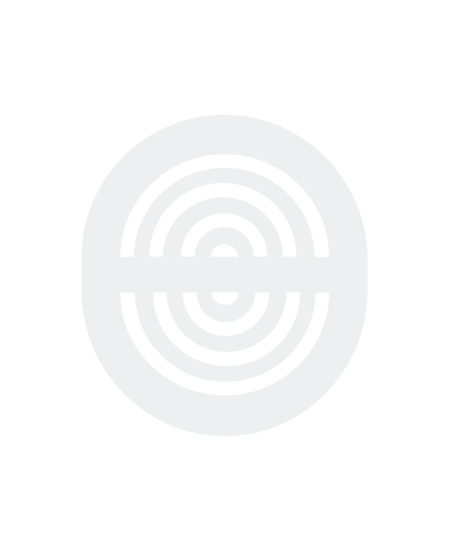 Midi-Fence® Plastic Mask With Red Bib